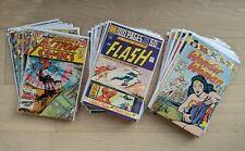 Huge DC NM Bronze Age Lot Detective Comics Superman JLA Flash Action Batman