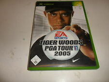 XBox  Tiger Woods PGA Tour 2005 (1)