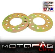 "1/4"" Wheel Spacers 6x6.5 and 6x135 GM/Ford Truck Fits Silverado or F150 USA MADE"