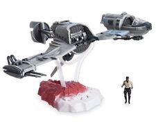 Star Wars Finn & Ski Speeder Set - Star Wars: The Last Jedi New!!