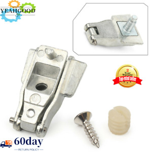 Genuine For Fiat 500 Chrome Outer Door Handle Hinge Repair OS/ NS. 51964555(New)