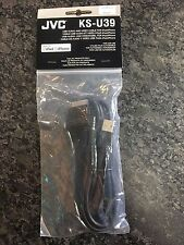 JVC KS-U39 iPod/iPhone Audio/Video USB Cable FOR Select JVC Car Receivers NEW