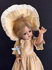 """VTG 16"""" Mdm Alexander Princess Elizabeth McGuffey Ana Composition Doll w/Outfit"""