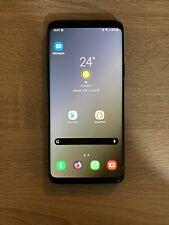 Samsung Galaxy S9+ DUOS SM-G965 - 64GB - Schwarz (Ohne Simlock)