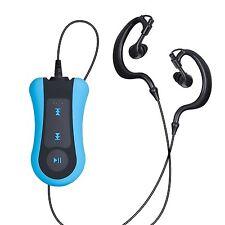 AGPTEK S12- 8 GB Lettore MP3 Impermeabile IPX8 Nuoto e altre Attività Sportive
