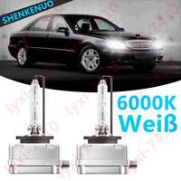 Mercedes S-Klasse W220 W221 Coupe CL W215 W216 XENON Brenner Set Stück D1S 4300K