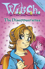 W.i.t.c.h. Novels (2) – The Disappearance, Anon , Acceptable, FAST Delivery