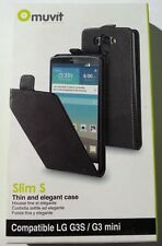 Protective Flip Case for Lg G3S G3 Mini Flip Case Cover MUVIT