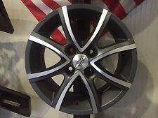 """Cerchi in lega Ford Fiesta Focus da 15"""" NUOVI Offerta Last Minute Nitro 4"""