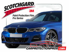 2019 BMW 3 Series Base 3M Pro Series Clear Bra Deluxe Paint Protection Kit