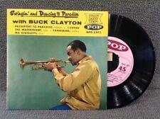 EP BUCK CLAYTON - Passeport to paradise - Disques POP MPO 3072+languette