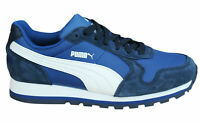 Puma ST Runner L Mens Trainers Running Shoes Low Lace Up Suede 356737 03 D16