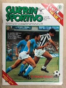 GUERIN SPORTIVO ANNO LXV N° 38 DEL 1977