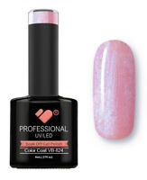 VB-824 VB™ Line Strawberry Metallic Saturated - UV/LED soak off gel nail polish