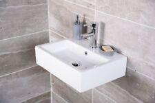Rectangle Wall Mounted Wall Mounted Bathroom Sinks