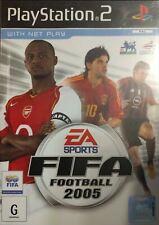 Playstation 2 PS2 FIFA Football 2005 Game