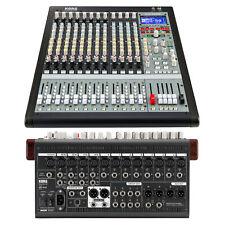 Korg MW1608BK 16-Channel Hybrid Mixer