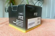 NEW  Nikon FTZ mount adapter from F to Z mount