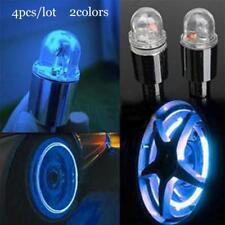 LED Dragonfly Car Wheel Tyre Decoration Tire Air Valve Stem Caps Light Lamp