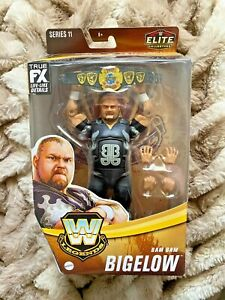 WWE Legends Elite Bam Bam Bigelow Figure Series 11 Mattel