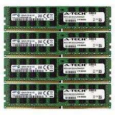 PC4-17000 Samsung 64GB Kit 4x 16GB Dell PowerEdge R730xd R730 R630 Memory RAM
