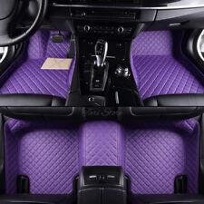 KIA SPORTAGE dal 2005 auto-TAPPETI tappetini ECOPELLE Carpets dell'abitacolo protezione
