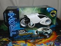 Light Cycle Kevin Flynn Tron Legacy Series 1 Vehicle Spin Master 2010 Aus Seller