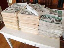 """lot de 496 magazines """"la vie du collectionneur"""" N°1au N°497 (années 1991-2004)"""