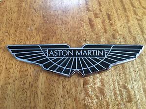 Aston Martin Cygnet Original Winged Boot Bonnet Badge