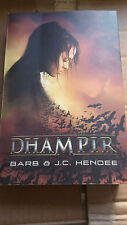 Dhampir, Tome 1 : Nobles morts - Barb & J.C. Hendee - Eclipse