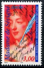STAMP / TIMBRE FRANCE NEUF N° 3000A ** EUROPA CELEBRITE / MADAME DE SEVIGNE