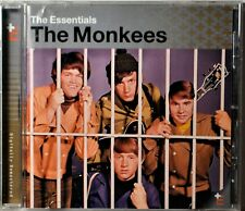 CD The Monkees Essentials Daydream Believer I Wanna Be Free I'm a Believer Hits