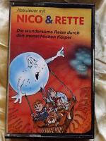 Abenteuer mit Nico & Rette - Die wundersame Reise Hörspiel MC