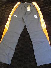 Pantaloni ADIDAS UK Stampa UK 40 a 42 E85745 di Londra gli atleti olimpici 2012 RARO NUOVO