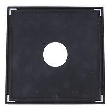 Sinar Horseman Lens Board Copal #0 Kamera Objektivplatte NEU