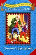David Copperfield nach Charles Dickens ( Kinder-Zeichentrick ) DVD NEU OVP