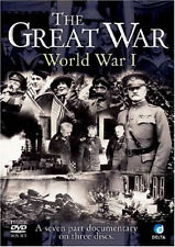 The Great World War I 1 Documentary 1914 Somme 3 DVD
