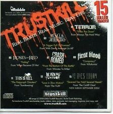 (AR881) Trustkill, album sampler - 2006 CD