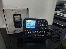 Samsung Intensity SCH-U450 - (Verizon) Cellular Phone ORIGINAL BOX W/ CHARGING