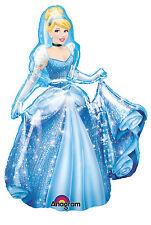 """Cinderella 48"""" Airwalker Foil Balloon Ideal Gift Birthday Party Decoration"""