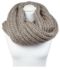 Pia Rossini Ladies Snood & Hat Wool Neck Warmer Long Scarf in 4 Colours Scarves
