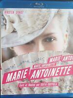 Blu Ray : Marie Antoinette - NEUF