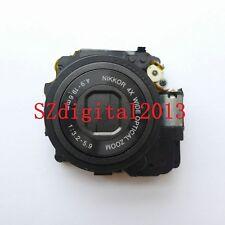 Lens Zoom Unit For NIKON Coolpix S2500 S3000 S4000 Digital Camera Black