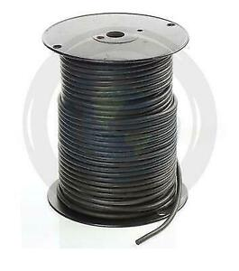 """10 FEET BUNA O-RING CORD .125"""" 70 DURO RUBBER 3.18 MM THICK from Professor Foam"""