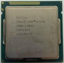 Intel Core i3-3240 SR0RH 3.40GHz 3MB Socket 1155 CPU Processor /// Warranty