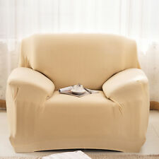 Sofahusse Sofabezüge Universal Stretchhusse Sofabezug Sesselbezug 4 Sitzer JM