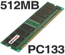 512MB PC133 133MHz SDRAM DIMM 168Pin ECC Desktop PC Memory RAM