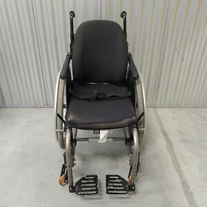 """Tilite Wheelchair with Attachments and 25"""" Quick Release Wheels"""