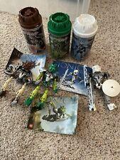 lego bionicle lot 8567, 8568, 8571