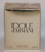 75ml Idole d'Armani by Armani Eau de Parfum EDP 2.5 oz Perfume descatalogado